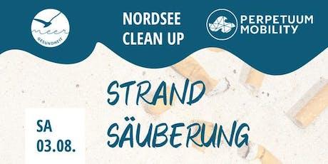 Nordsee Clean Up - Strandsäuberung tickets
