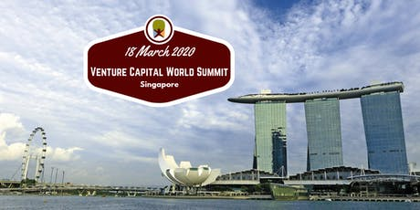 Singapore 2020 Venture Capital World Summit tickets