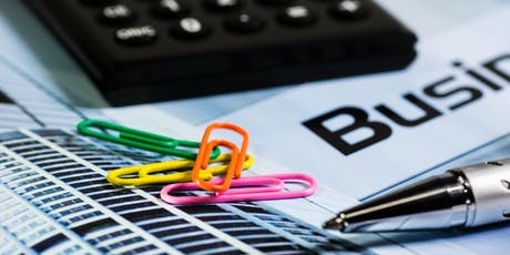 Business Planning Services (August 2019) tickets