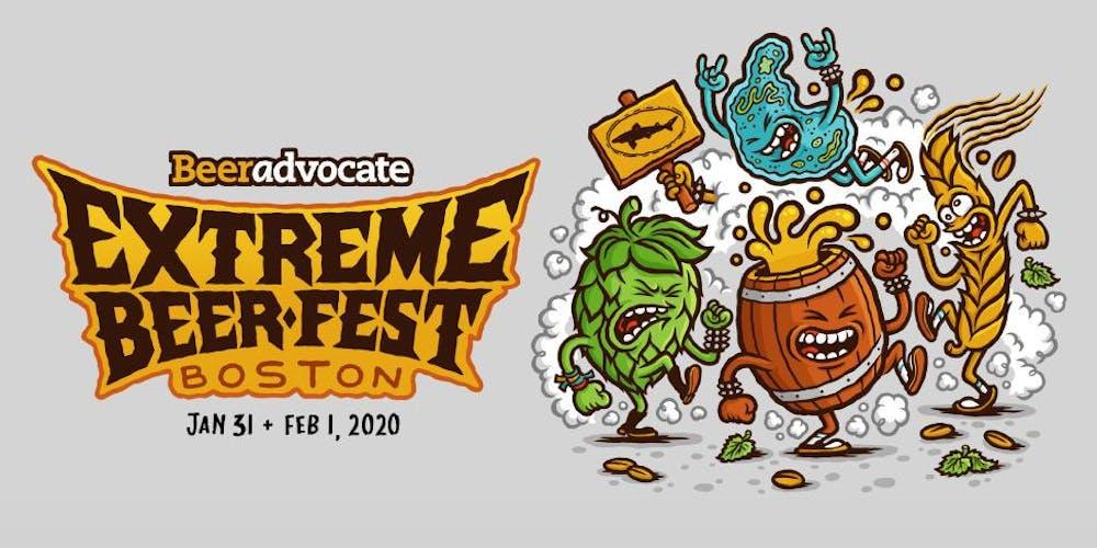 Vermont Beer Festival 2020 Extreme Beer Fest: Boston (2020) Tickets, Boston | Eventbrite