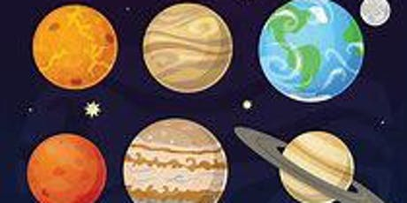 Tetbury Library - Summer Reading Challenge 'Planets Mobile' tickets