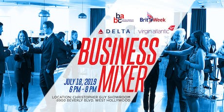 July 18th Business Mixer  tickets