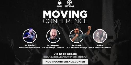 MOVING CONFERENCE - 9 e 10 de Agosto