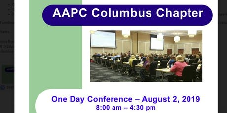 AAPC 2019 One Day Conference tickets
