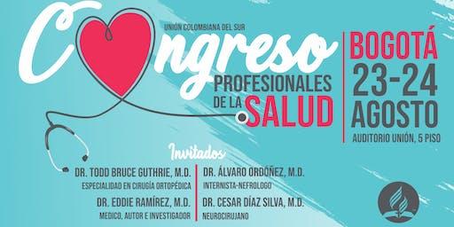 CONGRESO DE PROFESIONALES DE LA SALUD