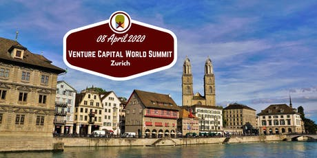 Zurich 2020 Venture Capital World Summit tickets