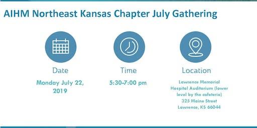 AIHM Northeast Kansas Chapter July Gathering