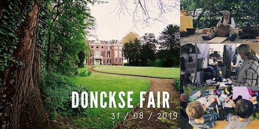 Donckse Fair 2019
