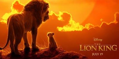 Lion King Movie - FREE Tickets