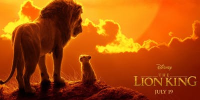 Lion King Movie - FREE Tickets