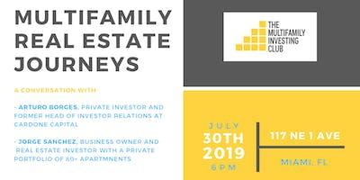Multifamily Real Estate Journeys