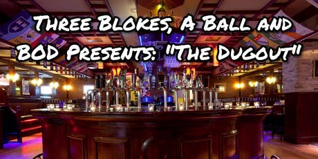 Rugby World Cup Preview - Three Blokes, A Ball & BOD Live Show tickets