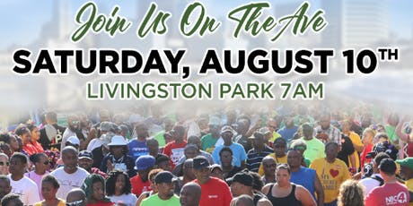 16th Annual National African American Male Wellness 5K Walk & Run tickets