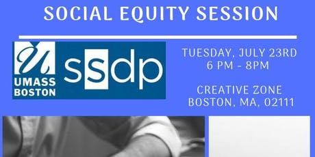 Social Equity Session tickets