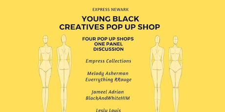 Young Black Creatives Pop Up Shop tickets