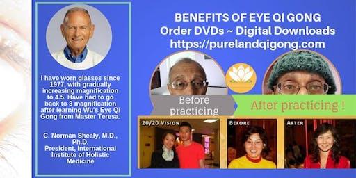 Eye Qi Gong Workshop with Master Teresa Yeung
