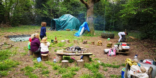 Holiday Forest School (Drop-off)