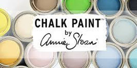 Annie Sloan ® Chalk Paint ® 101 class tickets
