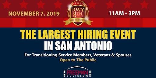 The Largest Hiring Event in San Antonio!