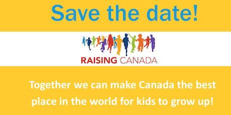 Raising Canada Summit - Calgary  tickets