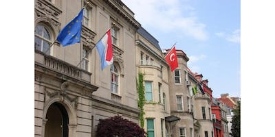Embassies of Embassy Row Guided Walking Tour