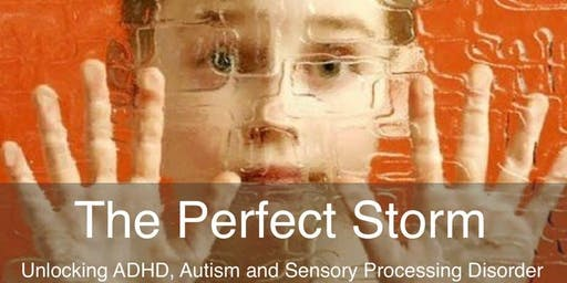 ADHD, Autism & Sensory Processing Workshop for Parents - Free Webinar - July 23rd, 2019