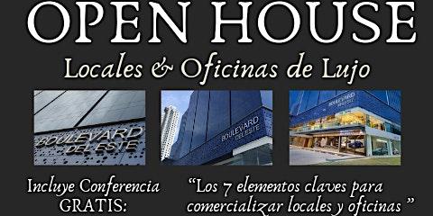 """Broker´s OPEN HOUSE """" Plaza Boulevard del Este """" Incluye CONFERENCIA"""