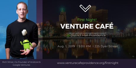 First Night at Venture Café Providence tickets