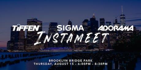 Tiffen, Sigma & Adorama Instameet tickets