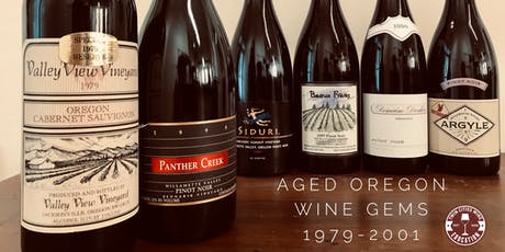 Aged Oregon Wine Gems: 1979 to 2001 tickets