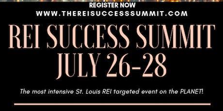 ⭐️SSIC Presents - REI Success Summit Seminar⭐️ tickets