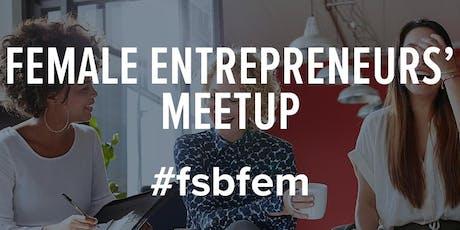 Female Entrepreneurs' Meetup Chelmsford tickets