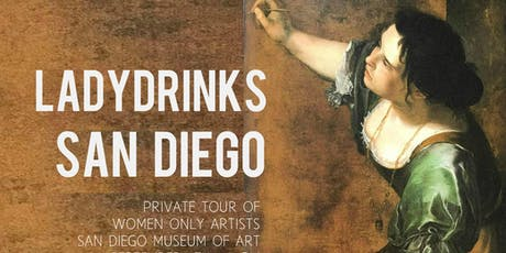 PRIVATE TOUR OF WOMEN-ONLY ARTISTS AT THE SAN DIEGO MUSEUM OF ART tickets
