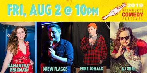 MKE Comedy Fest Fri 10pm