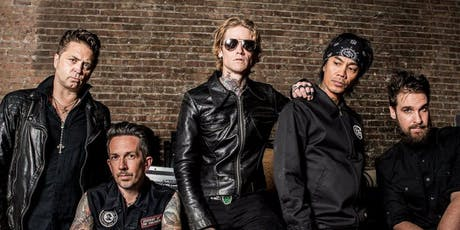 Buckcherry Live In Sudbury tickets