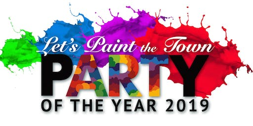 Let's Paint the Town: Party of the Year 2019