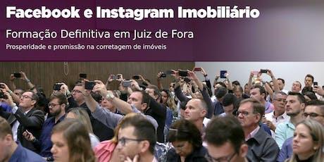 Juiz de Fora: Facebook e Instagram Imobiliário DEFINITIVO ingressos