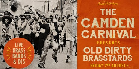 The Camden Carnival presents: Old Dirty Brasstards tickets