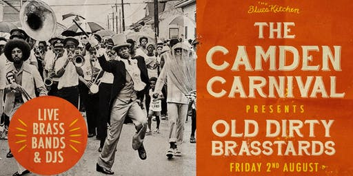 The Camden Carnival presents: Old Dirty Brasstards