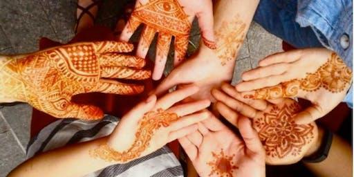 jHUB Tu B'Av Henna Women's Night Out