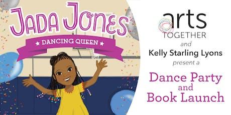 Jada Jones Dance Party & Book Launch tickets