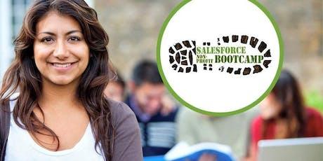 Bootcamp 101: Nonprofit Salesforce Training tickets