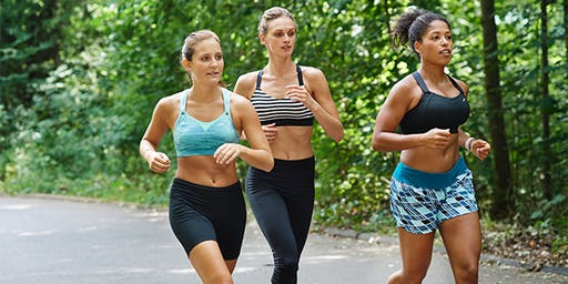 Find Your Perfect Sports Bra - Fitting Event