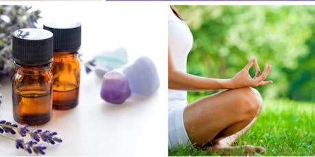 Raise your Vibe!!! Meditation/Movement & Essential Oils Workshop tickets