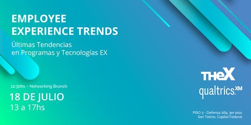 EMPLOYEE EXPERIENCE TRENDS