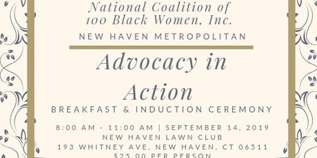 Advocacy in Action Breakfast & Induction Ceremony  tickets