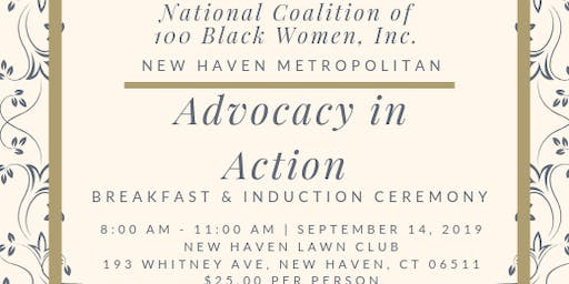 Advocacy in Action Breakfast & Induction Ceremony