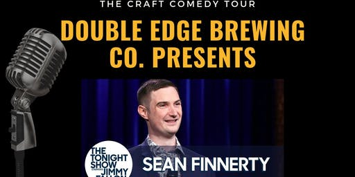Comedy Night! Double Edge Brewing Co. Presents Sean Finnerty!