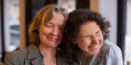 Marianne Trudel et Karen Young billets