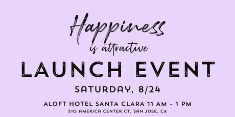 Happiness Is Attractive - Launch Event tickets